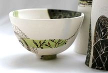 CERAMICS and pieces that intrigue me / Ceramic and other pieces which I love, find inspiring, interesting or intriguing