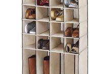 Ruha-cipő tárolás