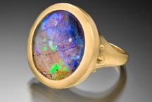 opal ring / Ted