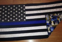 police quilt
