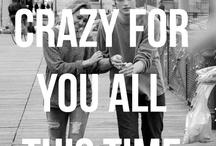 Falling into you....