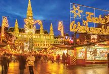Europe - Holidays / The holiday season in Europe is magical... Join us to experience once-in-a-lifetime experiences.