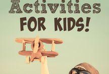 Screen FREE Activities!