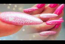 Mothers Day Nail Designs, Ideas, and Tutorials / Mothers Day Nail Designs, Ideas, and Tutorials