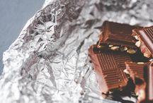Csokoládé, édesség