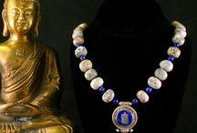 Tibet jewelry / Тибет