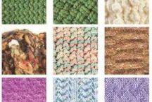 Look knitting