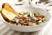 Ricette - Contorni pesce ( o antipasti )