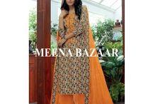 Latest design salwar suit