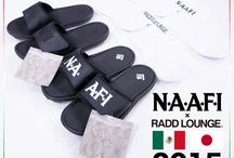 NAAFI × Radd Lounge - SS 15 Collaboration items. / http://blog.raddlounge.com/?p=37260