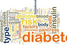 Diabetes / by Juanita McCue
