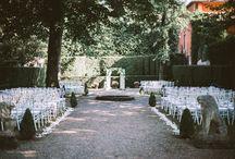 Vintage Literary Wedding