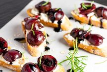 Cherry Recipes / Cherry recipes, both sweet and savoury, mostly paleo or gluten-free. / by Flavour & Savour