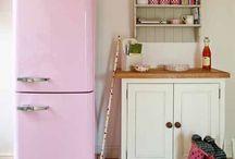 Home : Kitchen & Pantry / by Christine Tina de Jesus