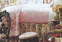 Bedrooms / by Betsy Speert