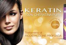 Deep Reconstruction / Keratin- The pure Keratin for hair repaired