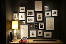 gallery wall / by Colly Golightly