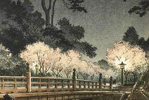 Japanese Bridges
