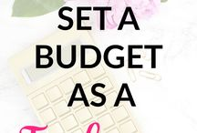 Budget Like a Boss | And Stick to It / budget, budgeting, how to make a budget, business budget, budget tips, how to stick to a budget, small business, freelance, freelancer, self-employed, money tips, finance tips, business finance