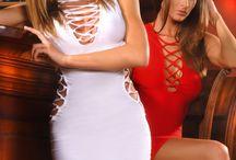Jurkjes / Erotische kleding  * op al onze gebruikte foto's rusten copyrights