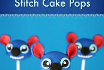 Cake Pops / by Aprile Mazey