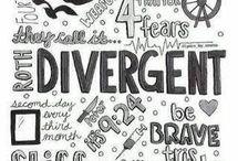 divergent♡♥