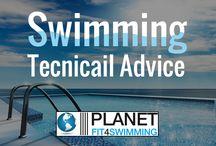 Swimming Tecnicail Advice