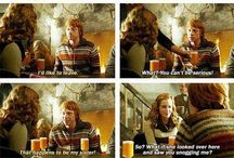 romione ron+hermione