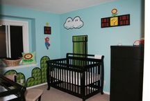 男の子の子供部屋