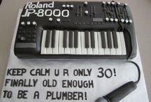 torta tastiera