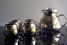 Tea Fitted / Tea: stations, pots, cups, sets, and collections. / by Madison