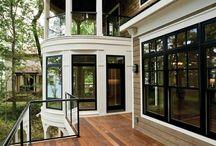 Interior design - outdoors