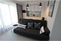 Nowoczesna elegancja / Apartament nad morzem w Międzyzdrojach - elegancja w nowoczesnym stylu. Miejsce idealne dla wymagających podróżnych.