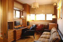 Universal Interiors Home Office Design