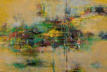 My Art / Abstracte kunst van Lieke Jongeneelen