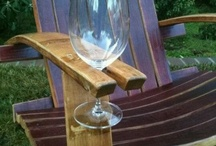 """Ideas for J's """"Honey Do"""" list / Woodworking projects for J to build  / by Annie Aldaco"""