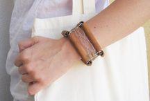 Bracelets by Pikipoka / https://www.etsy.com/shop/PikipokaJewelry?section_id=18061115&ref=shopsection_leftnav_4