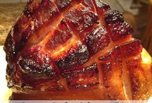 Juniors Ham! / Randy wants to make a ham for Thanksgiving!