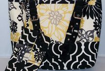 Cottage Industry Bags / I won't pin it unless it reaches out and grabs me!