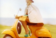 vespa and motor love