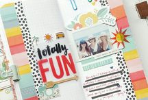Travelers Notebooks layouts