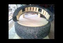 pneus reciclados