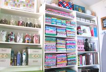 Sewing Room Inspiration / by Sew Sweetness