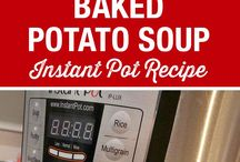 Instapot / Recipes for the pressure cooker.
