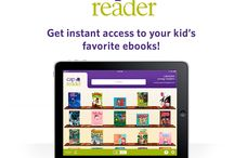 CapReader / CapReader is the eBook app that gives kids instant access to their favorite books! www.CapReader.com / by Capstone