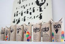 crafts for kids / by Jen Lula-Richardson