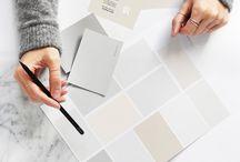 Grey/copper/white