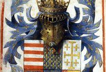 Heraldic illustration/ heraldry