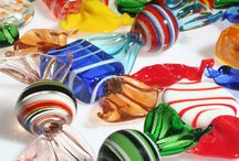 Glass works Candies