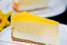 Torták, Sajt torták